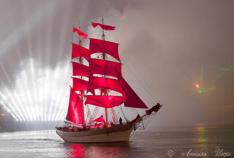 Алые паруса 2012 \ 2
