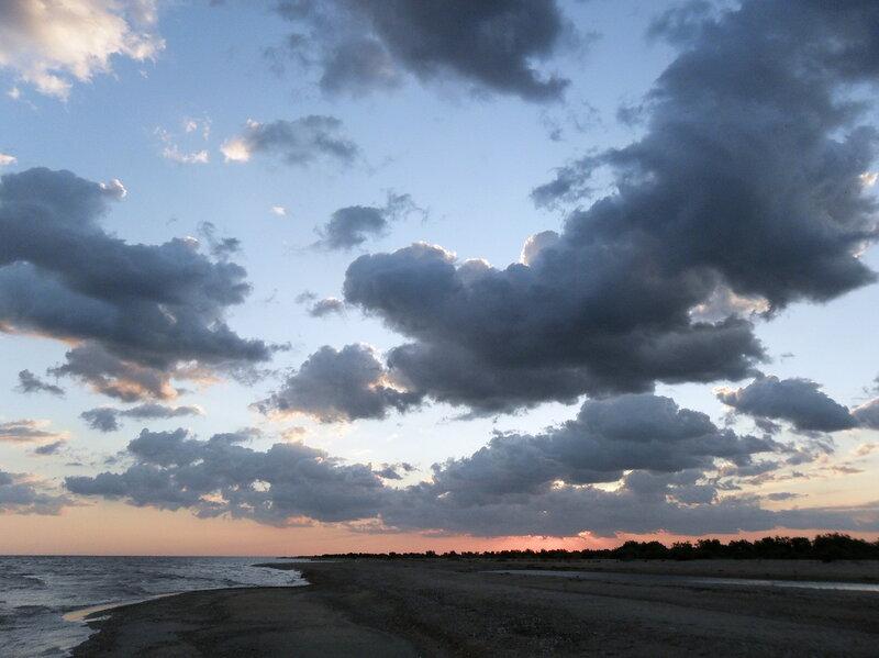 Утренние облака