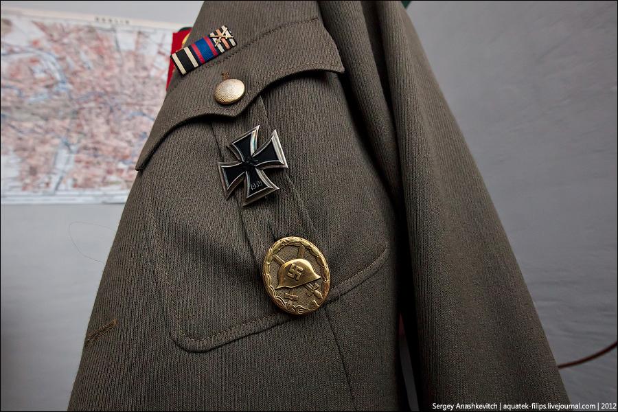 Бункер немецкого генерала