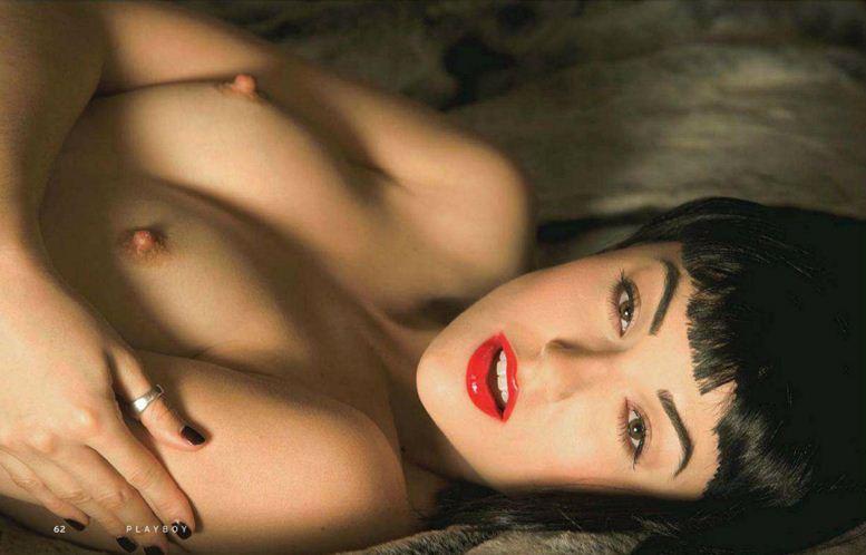 Sasha Grey / ���� ���� � Playboy ������, ������ 2012