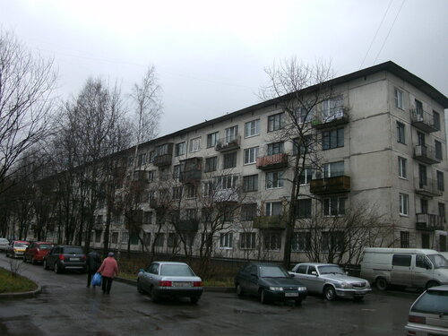 Меньшиковский пр. 5к3