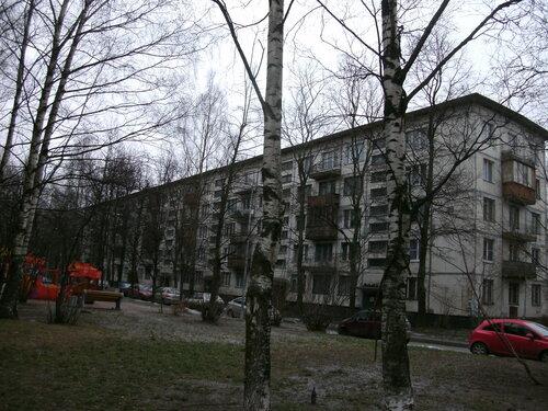 ул. Софьи Ковалевской 10к5