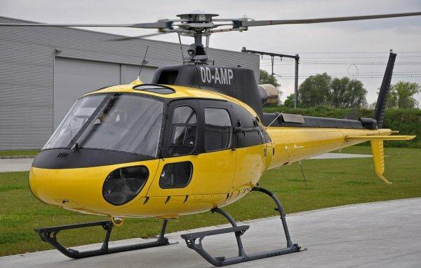 В Киеве начало работать вертолетное такси