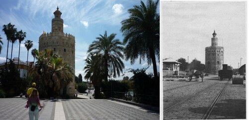 Золотая башня Севилья