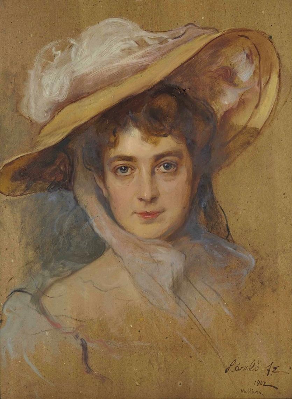 1902_Ла Дюшес де Клермон-Тоннере, урожд. Элизабет де Грамон