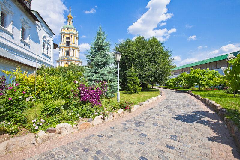 Новосспасский монастырь