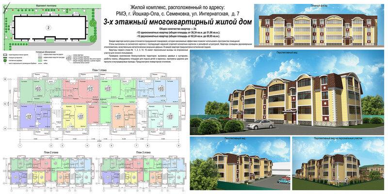 Сколько квартир в многоэтажном доме