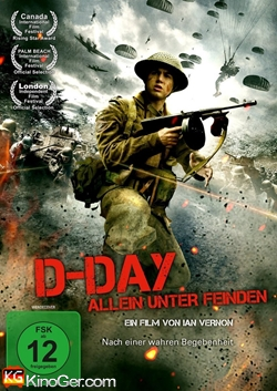 D-DAY - Allein unter Feinden (2014)