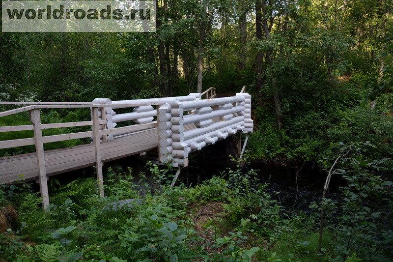 Белые мосты Карелия
