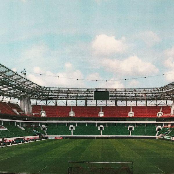 Геркус: Стадион должен быть окрашен в цвета клуба – красно-зелёные