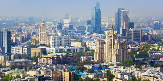 Доходы столицы  всамом начале  года превысили триллион руб.