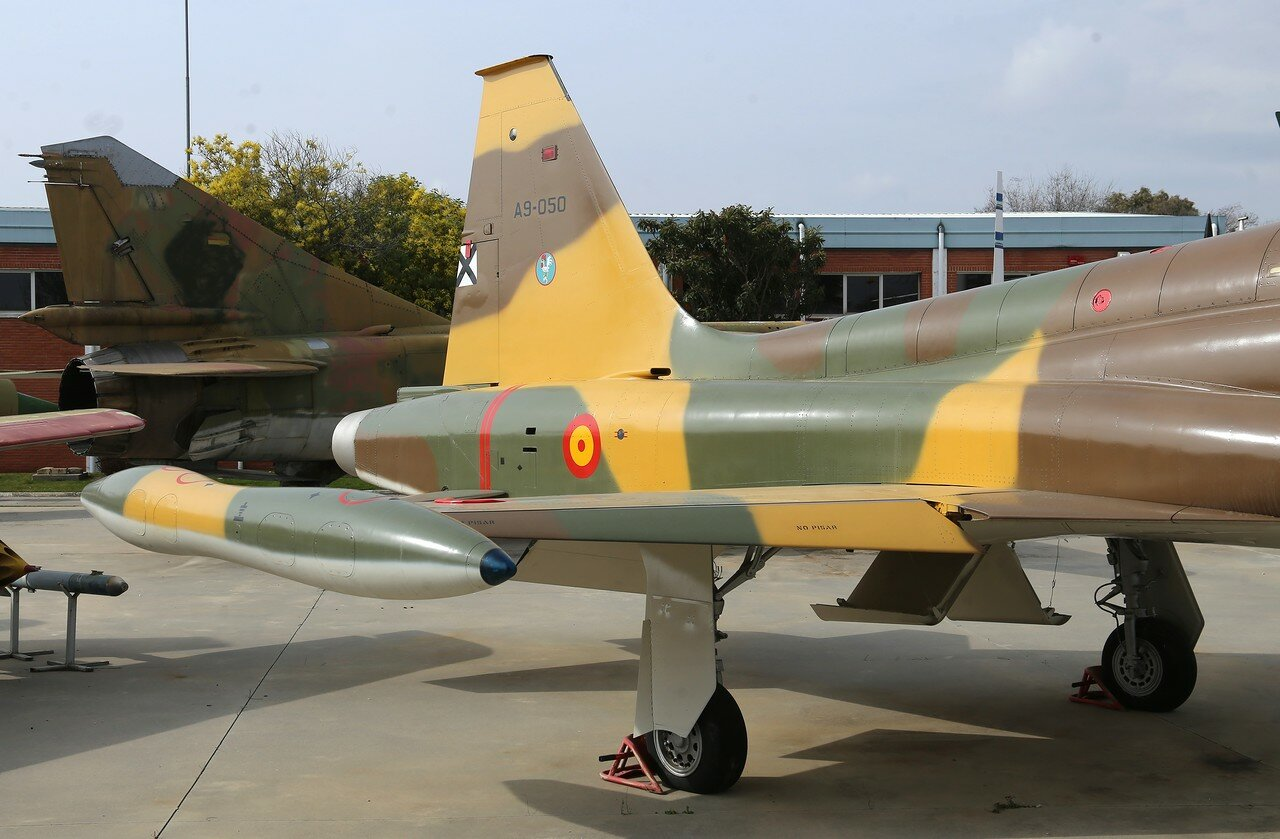 Northrop F-5A (Museo del Aire, Madrid)