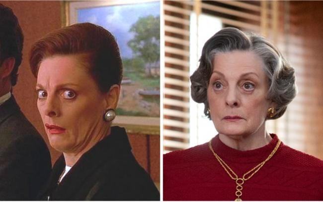 Миссис Стоун — Дана Айви.