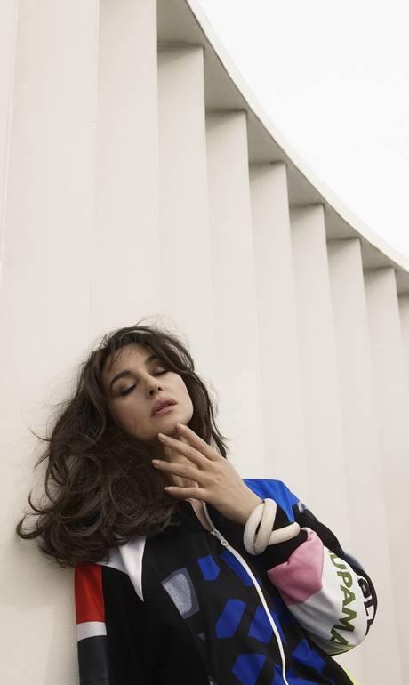 Моника Беллуччи в фотосессии