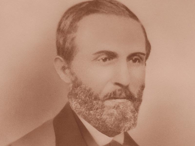 Уильям Буллок совершил маленькую техническую революцию тогда, когда представил патент на печатный ст