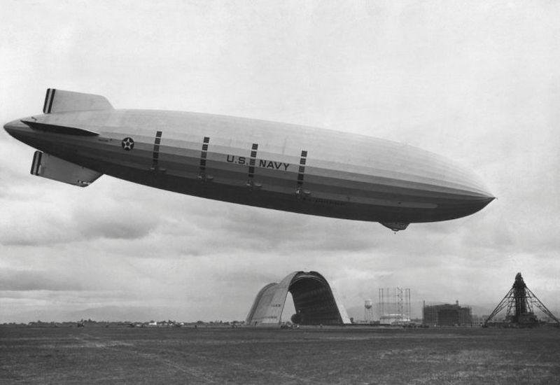 5. Вскоре территория рядом с Сан-Франциско стала центром развития аэрокосмической промышленности. Св