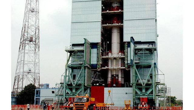 Индия благополучно запустила наорбиту ракету свосемью спутниками