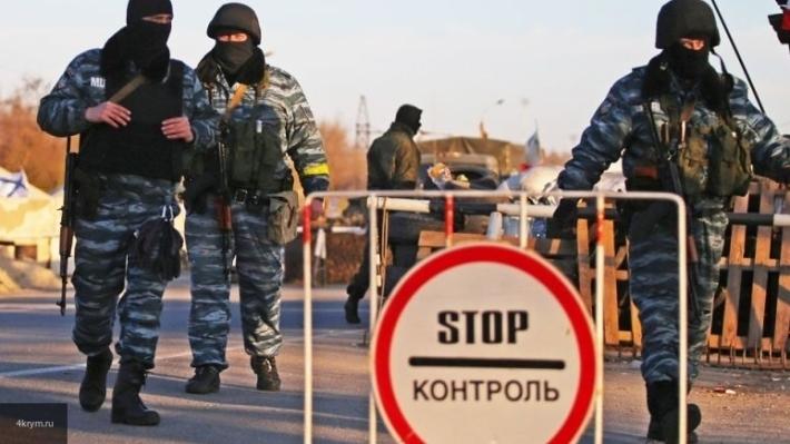 ВКрыму задержали украинца издиверсионного батальона