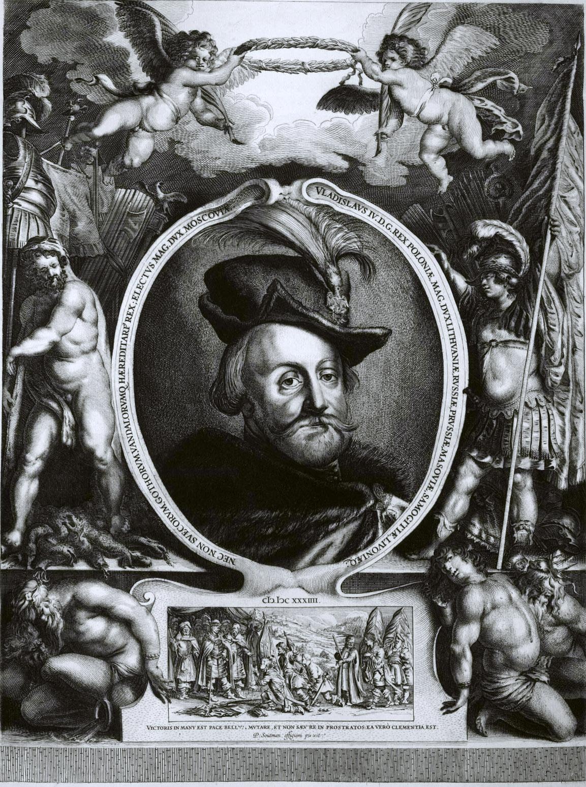 41. Владислав IV, Король Польский