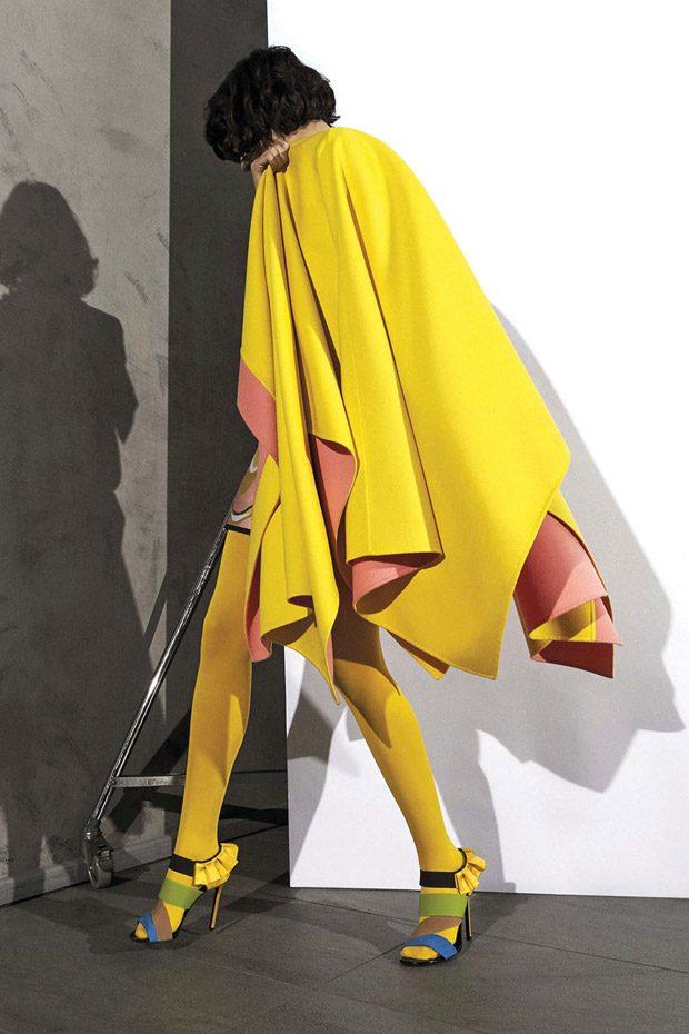 Emilio Pucci Pre-Fall 2017 Womenswear Collection