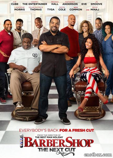Парикмахерская 3 / Barbershop: The Next Cut (2016/TS)