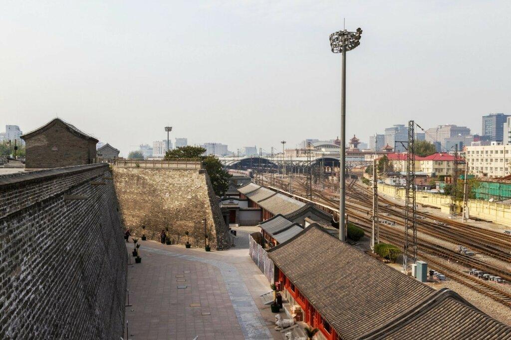 Пекинский железнодорожный вокзал, Пекин