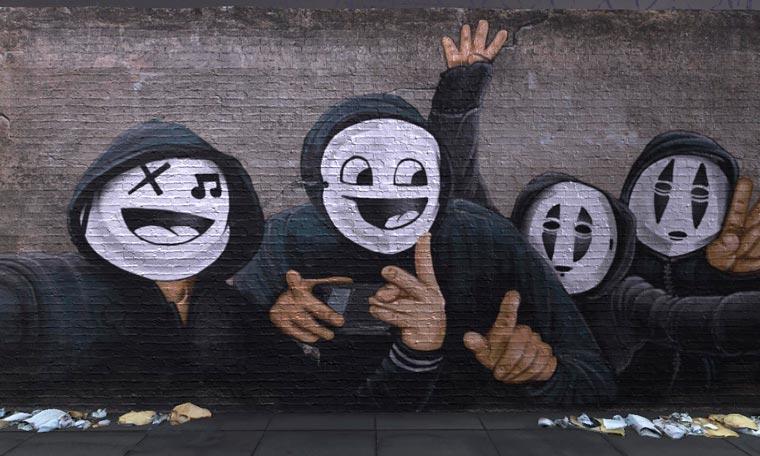 Kingspray Graffiti Simulator - Become a true vandal thanks to virtual reality