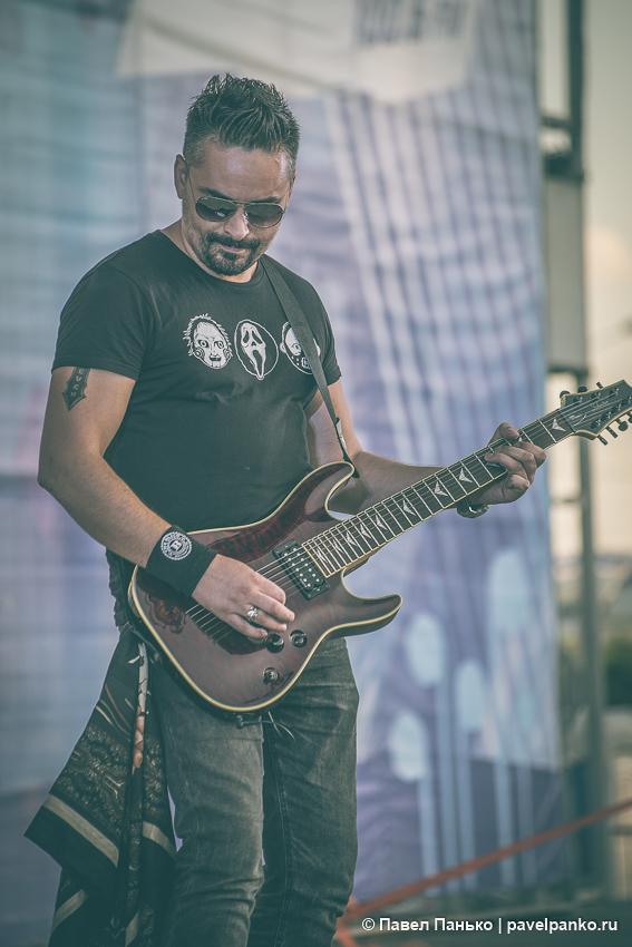 #ДеньМолодежи34 концерт рок-группа