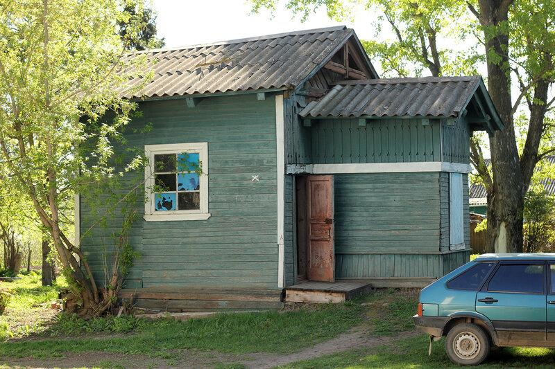 Туалет на станции Зубцов