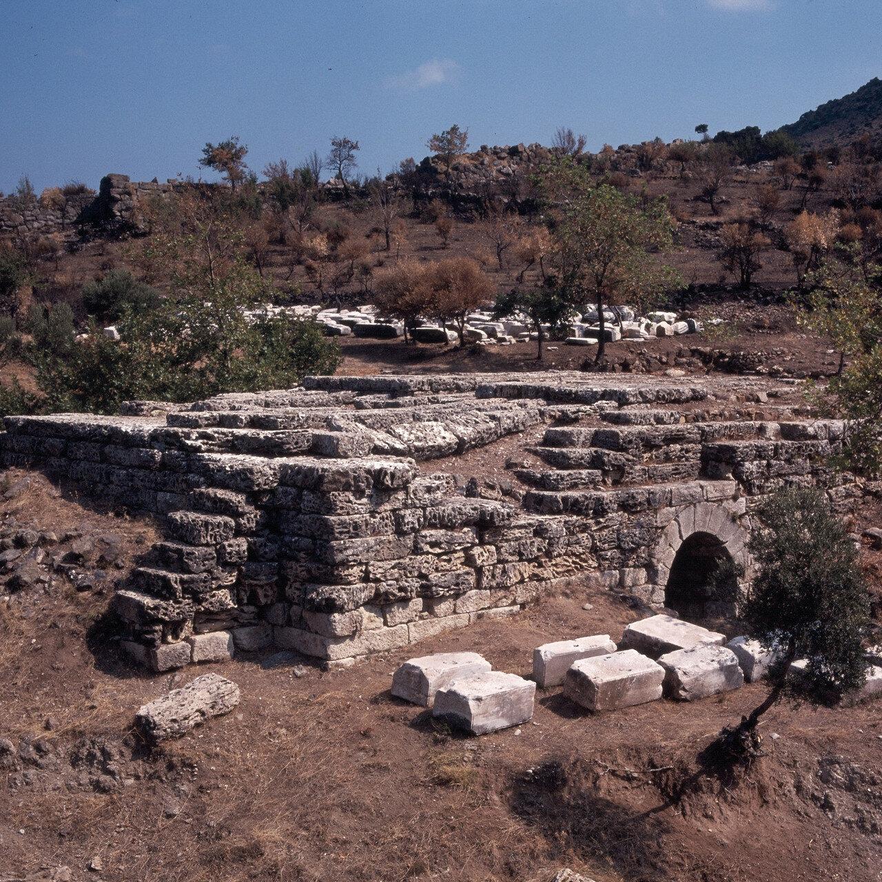 Самофракия. «Святилище великих богов». Птолемейон