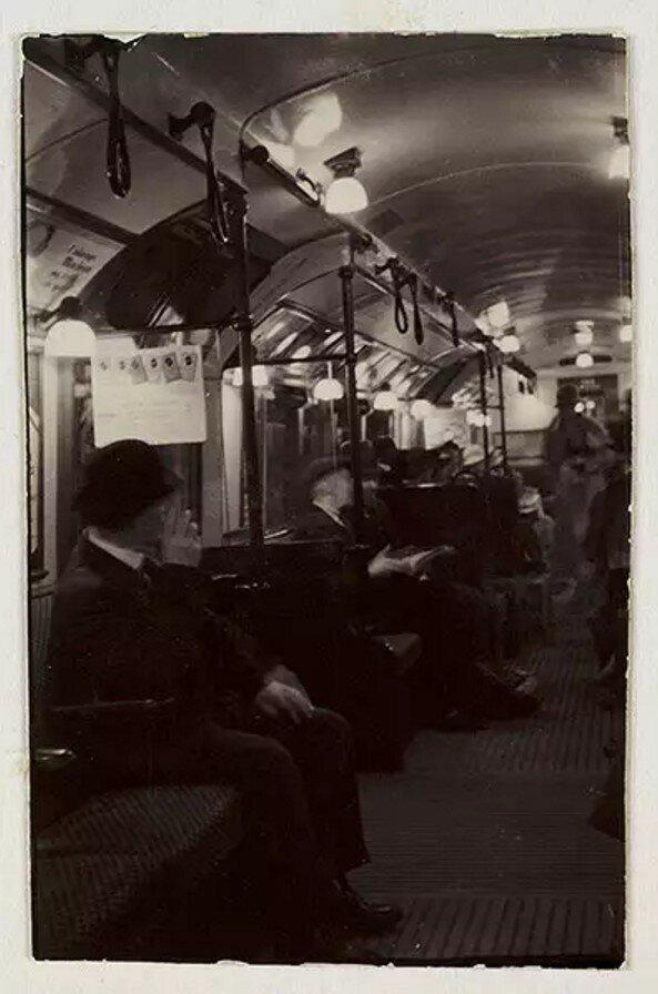 1930. Вагон подземки