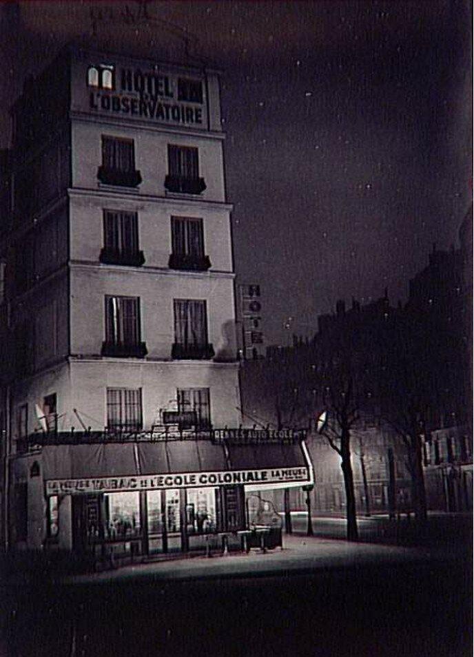 1933. Отель «Обсерватория»