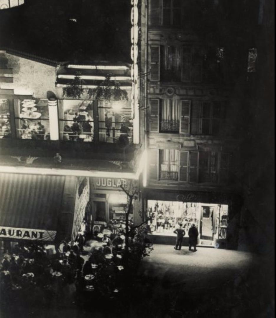 1932. Ресторан «Трубадур»