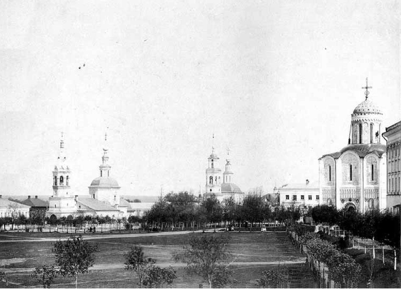 Плац-парадная площадь. Мелехов Я.Я. Конец XIX в.