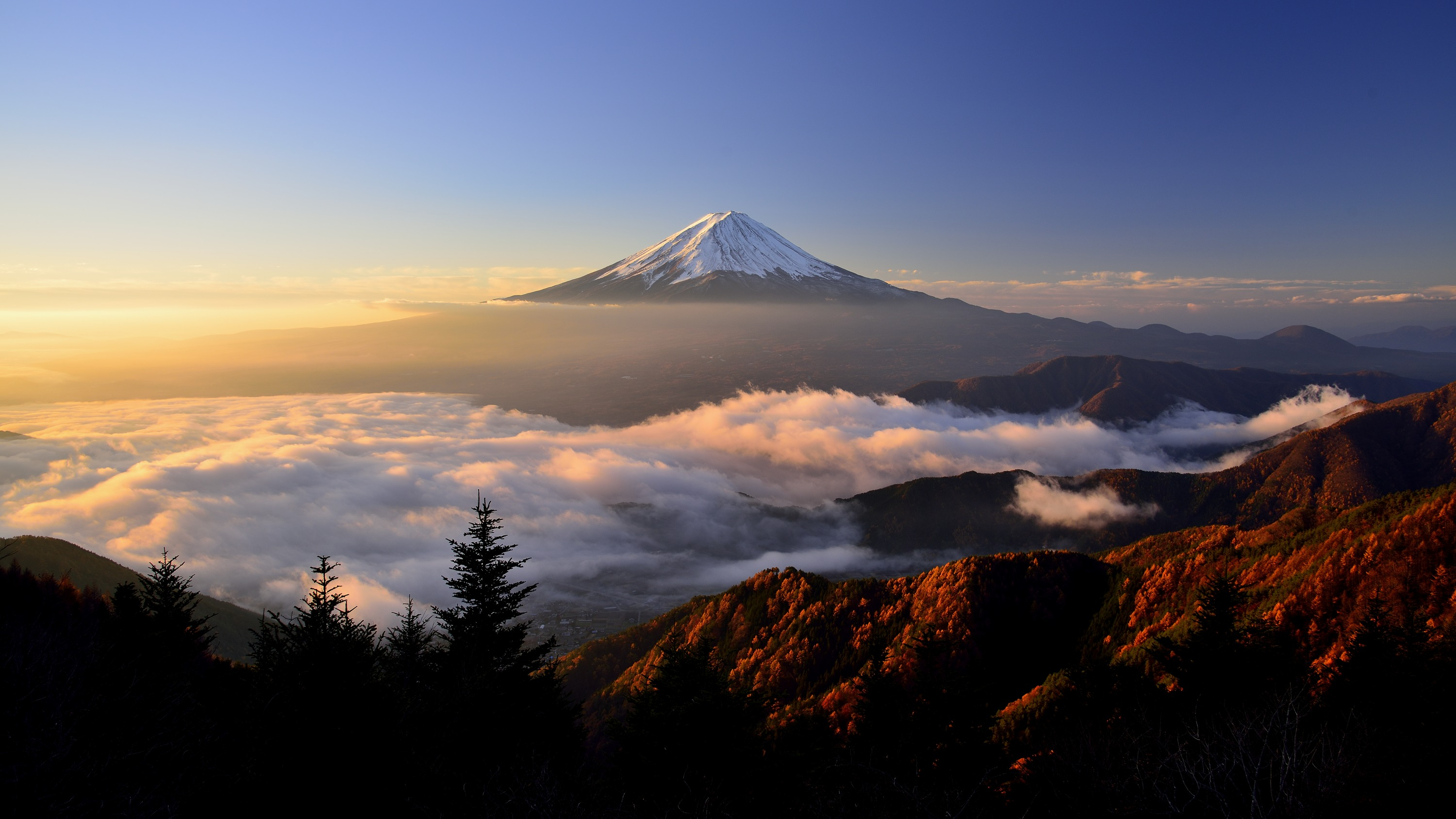 Pictures of mount fuji