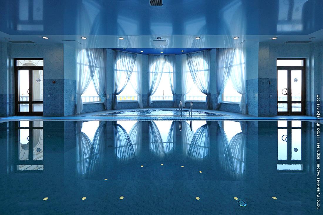 отель волжская ривьера в угличе фото бассейн