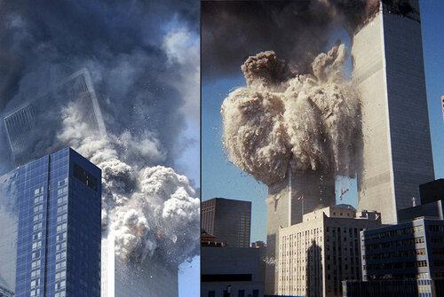 11 сентября - день траура по погибшим во время теракта в Нью-Йорке