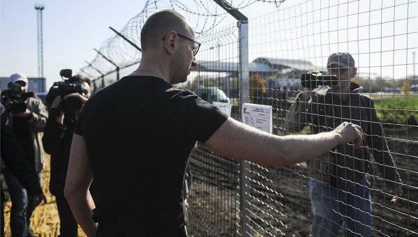"""В """"Народном фронте"""" рассказали о состоянии проекта """"Стена"""" и от какой угрозы он призван уберечь"""
