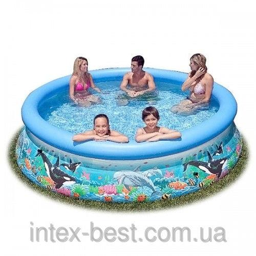 Купить надувные бассейны на intex-best.com.ua по доступной цене