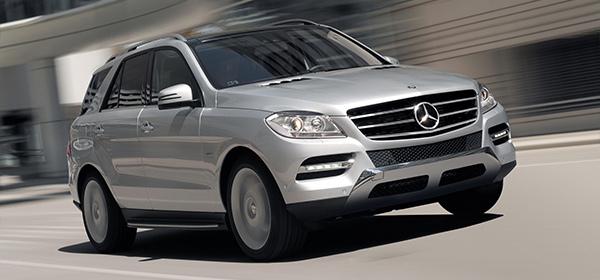 Mercedes-Benz вынужден отозвать из России внедорожники M-Class
