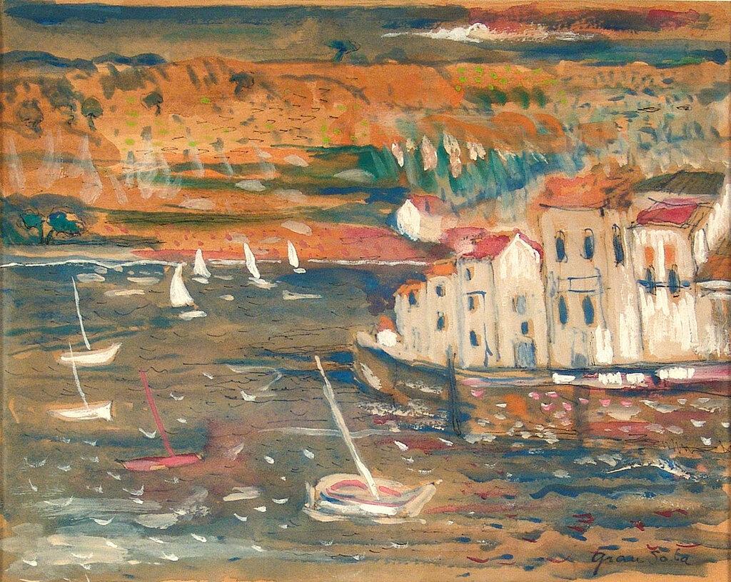 Sailers near the Coast.jpg