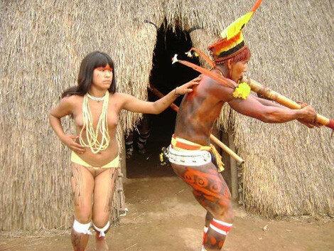 Голых индейцев фото 1640 фотография