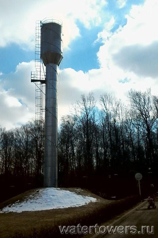 Водонапорная башня Груманта