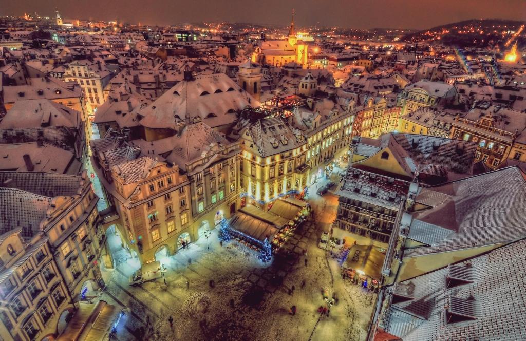 Эзотерический путеводитель по Праге. Таинственные места столицы Чехии