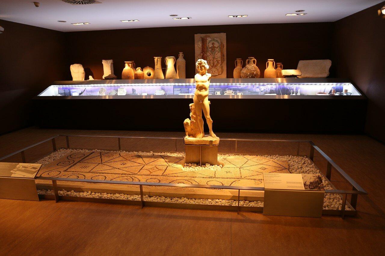 Музей археологии, Альмерия