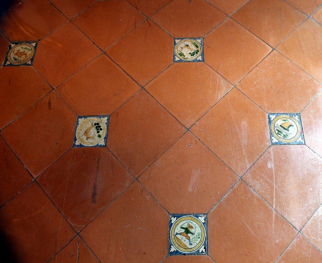 Малага. Епископский дворец (Palacio Episcopal). Интерьеры