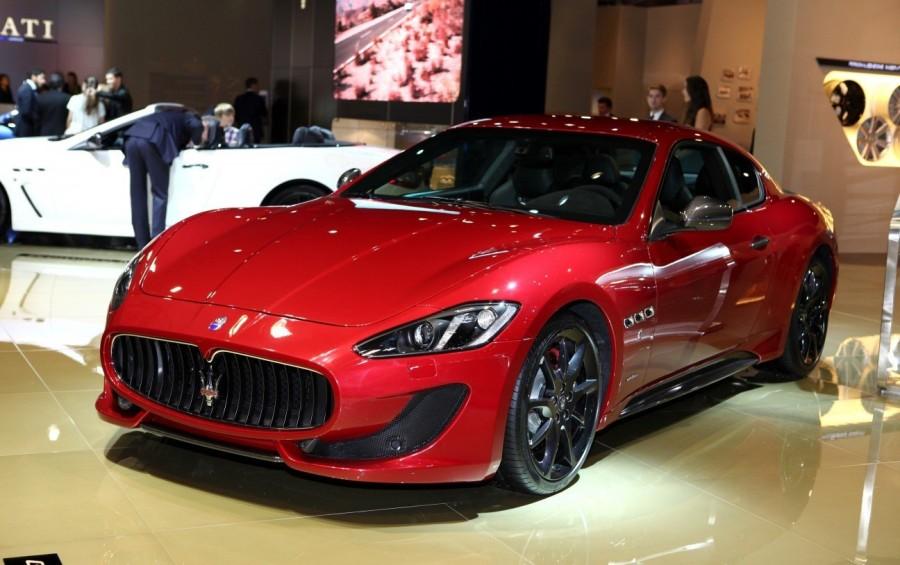 2. «Maserati Gran Tirismo», годы выпуска: с 2007 по сегодняшний день Хотя у этого автомобиля от итал