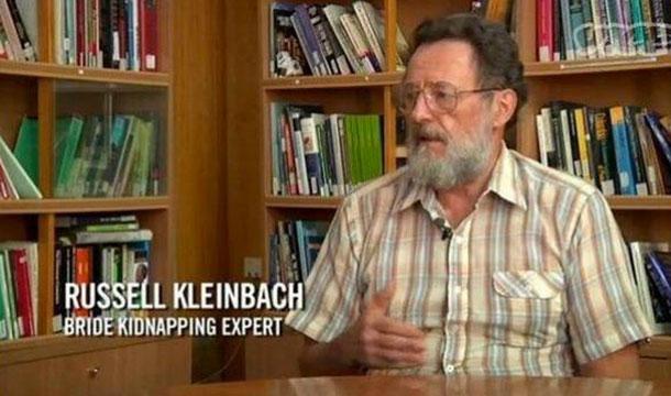 Рассел Клейнбах, эксперт по краже невест.