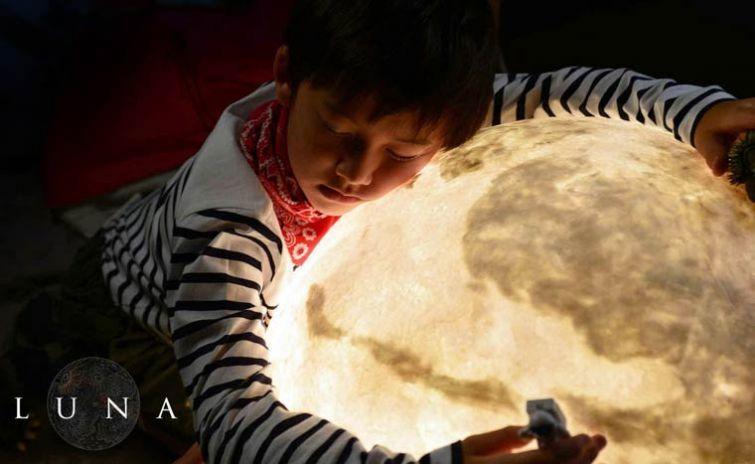 19.Luna Moon – астрономические лампы, позволяющие озарить свой дом лунным светом Эти лампы, выпуска