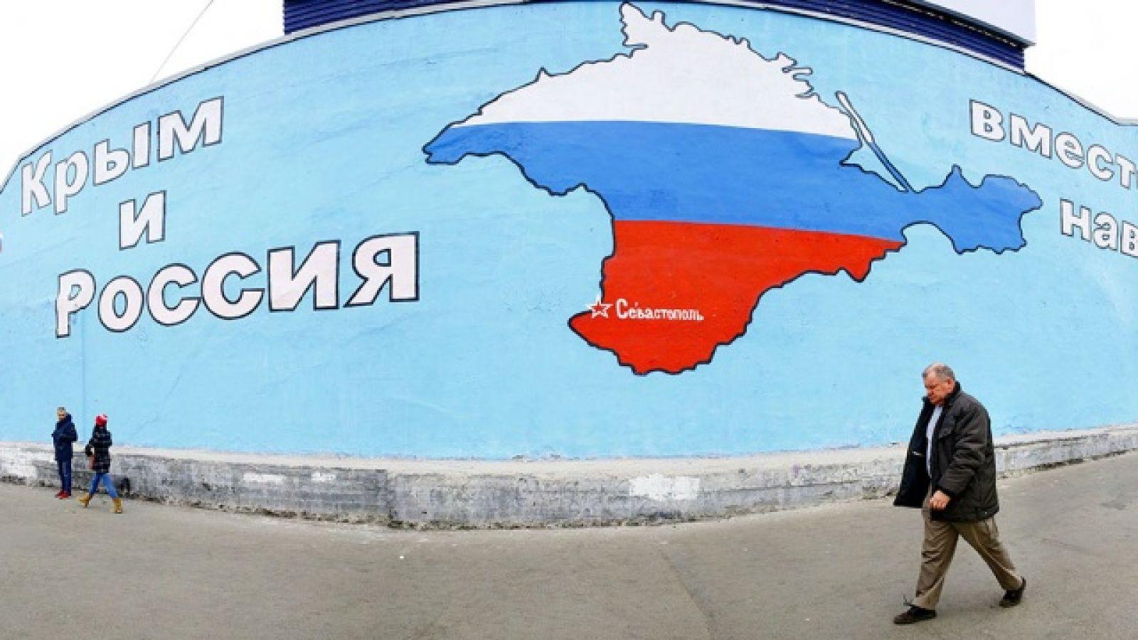 Опрос: 69% украинцев считают, что Крым должен быть всоставе Украинского государства